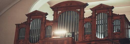 Концерт «Торжественное открытие VII международного фестиваля «Шедевр фирмы Зауэр». Виртуозы скрипки и органа»