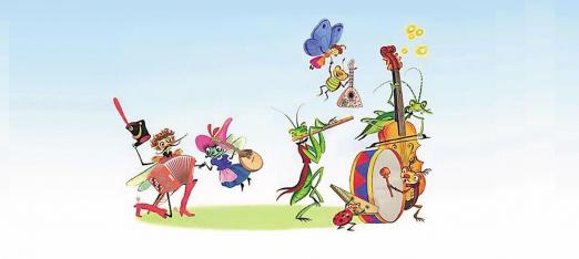 Концерт Интерактивное Новогоднее представление для самых маленьких «Муха Цокотуха и Мойдодыр»