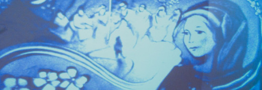 Концерт Музыкальная сказка с песочной анимацией «Двенадцать месяцев»