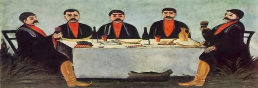 Концерт «Пиросмани. Грузинское многоголосие и орган»