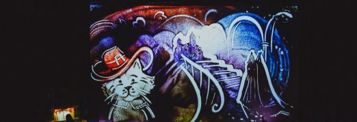 Концерт Сказка с органом и песочной анимацией «Кот в сапогах»
