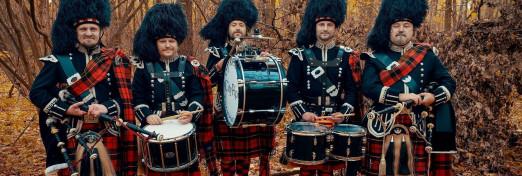 Концерт «Ирландские танцы и шотландские волынки»