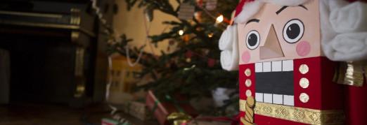 Концерт Семейная Рождественская сказка с песочной анимацией «Щелкунчик»