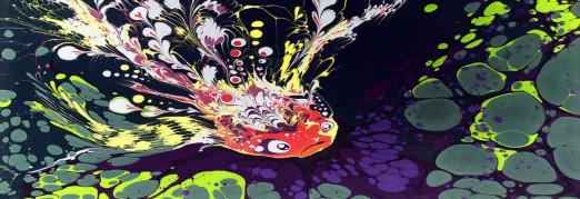 Концерт «Шедевры Поля Мориа и Джеймса Ласта». Концерт для оркестра и водной анимации-эбру