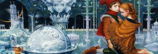 Концерт Музыкальная сказка с песочной анимацией «Рождественская история Кая и Герды»