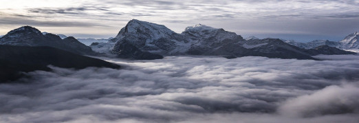 Концерт «Звучащие пейзажи. Горы». «Орган, дудук и грузинский хор»