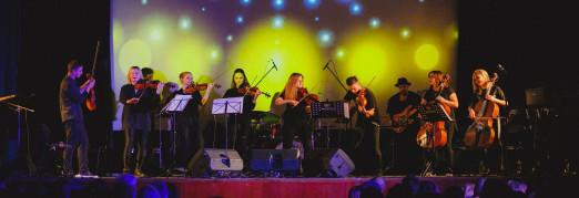Концерт Симфонические рок- хиты
