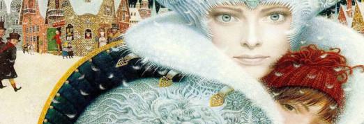 Концерт Новогодняя сказка с водной анимацией эбру «Снежная королева»
