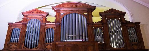 Концерт Три века немецкой музыки. Видеоинсталляция «Соборы Германии»