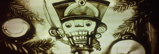 Концерт Сказка с органом и песочной анимацией «Щелкунчик»