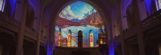 Концерт Юбилейный концерт Аркадия Шилклопера. «Музыка стихий. Горы. Альпийский рог, орган и флейта»