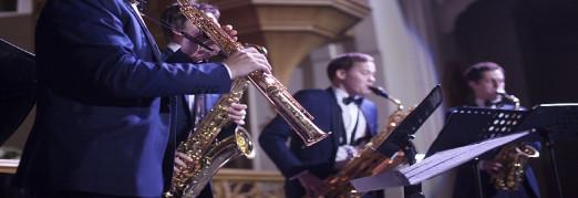 Концерт «Четыре саксофона и два органа. Торжественное открытие фестиваля»