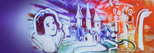 Концерт Сказка с органом и песочной анимацией «Белоснежка и семь гномов»