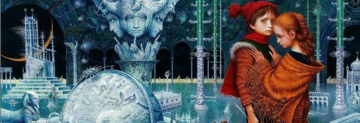 Концерт Новогодняя сказка с песочной анимацией «Снежная королева»